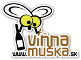logo Vínna Muška